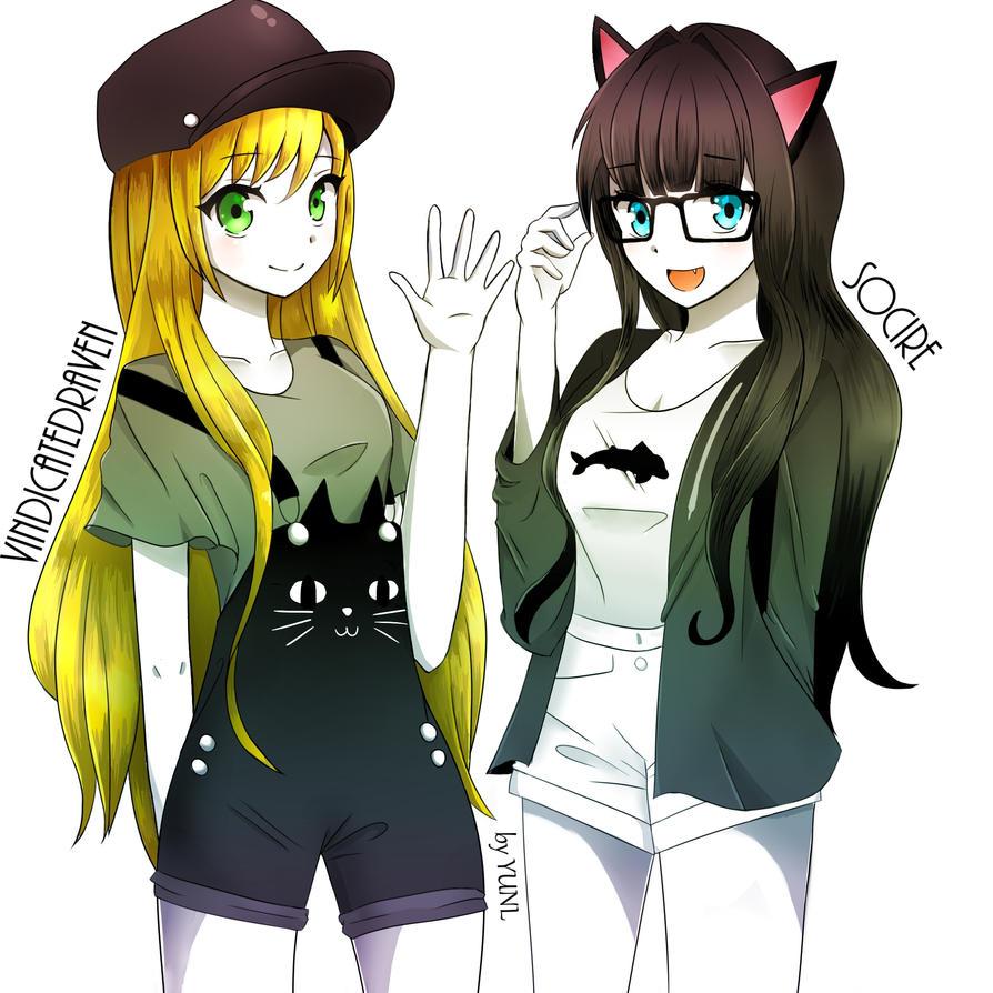 Similiar Cute Roblox Girls Drawing Anime Keywords