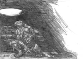 Ninja Turtles - Raphael