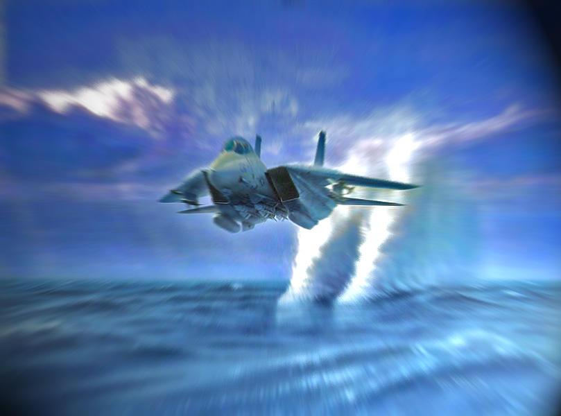 F-14 Tomcat by B00nz