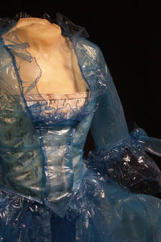 Plastic Ball Gown - 1 of 3