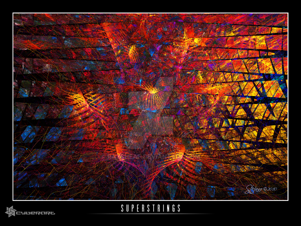 Superstrings by raysheaf