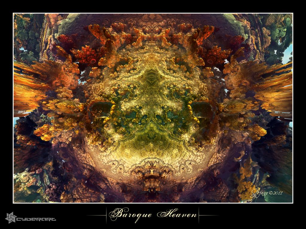 Baroque Heaven by raysheaf