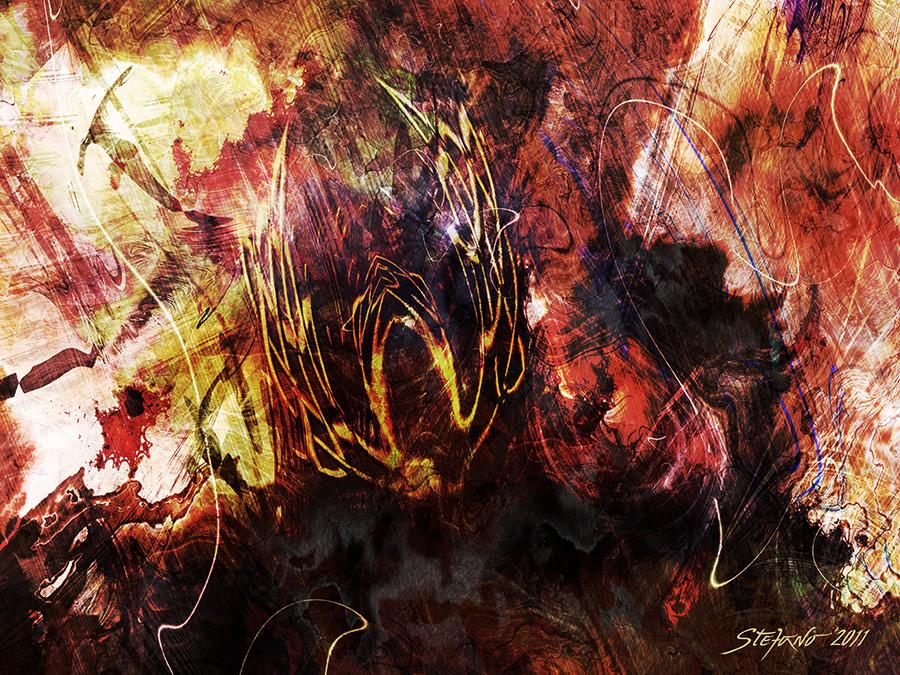 End of Times II by raysheaf
