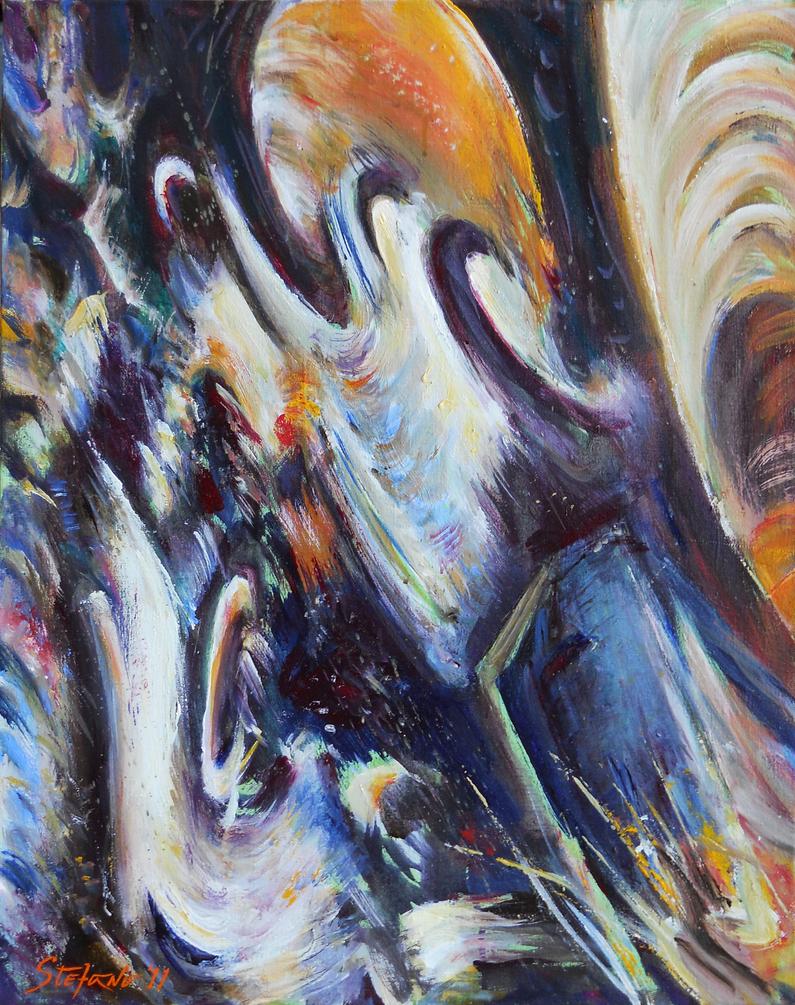 Scherzo II by raysheaf