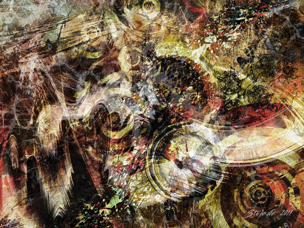 Clockworks IV by raysheaf