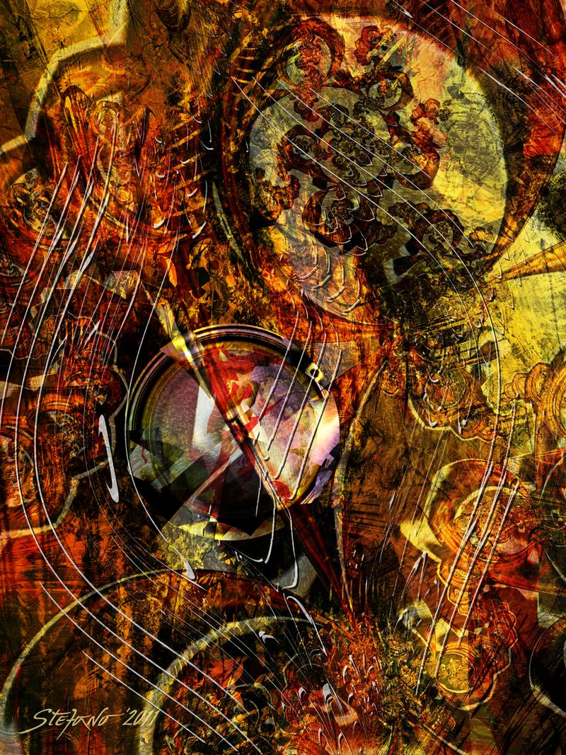 Clockworks V by raysheaf