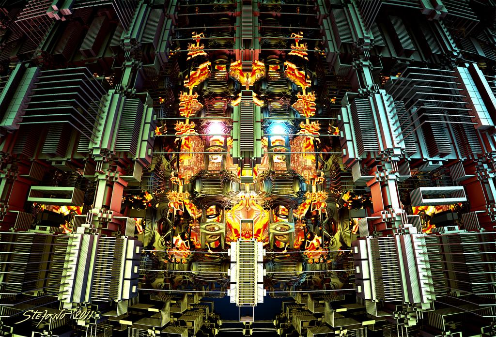 Replicator by raysheaf