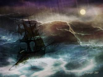 Cape of Good Hope by raysheaf