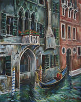 Venice - Palazzo by raysheaf