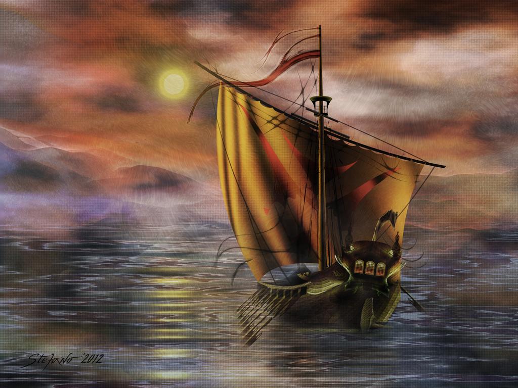 Avalon by raysheaf