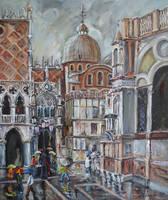San Marco - Porta della Carta by raysheaf