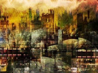 Dream in a Dream II by raysheaf