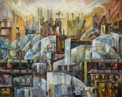 Dreamscape II by raysheaf