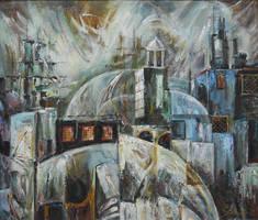Dreamscape by raysheaf