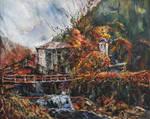 Autumn in Shiroka Luka