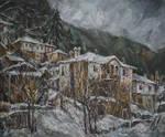 Winter in Shiroka Luka