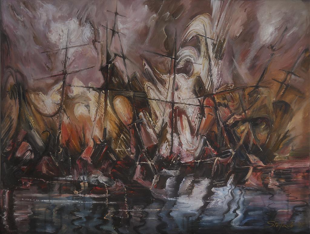 The Lost Armada III by raysheaf