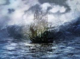 Strait of Magellan by raysheaf