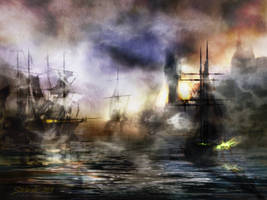 The Siege by raysheaf