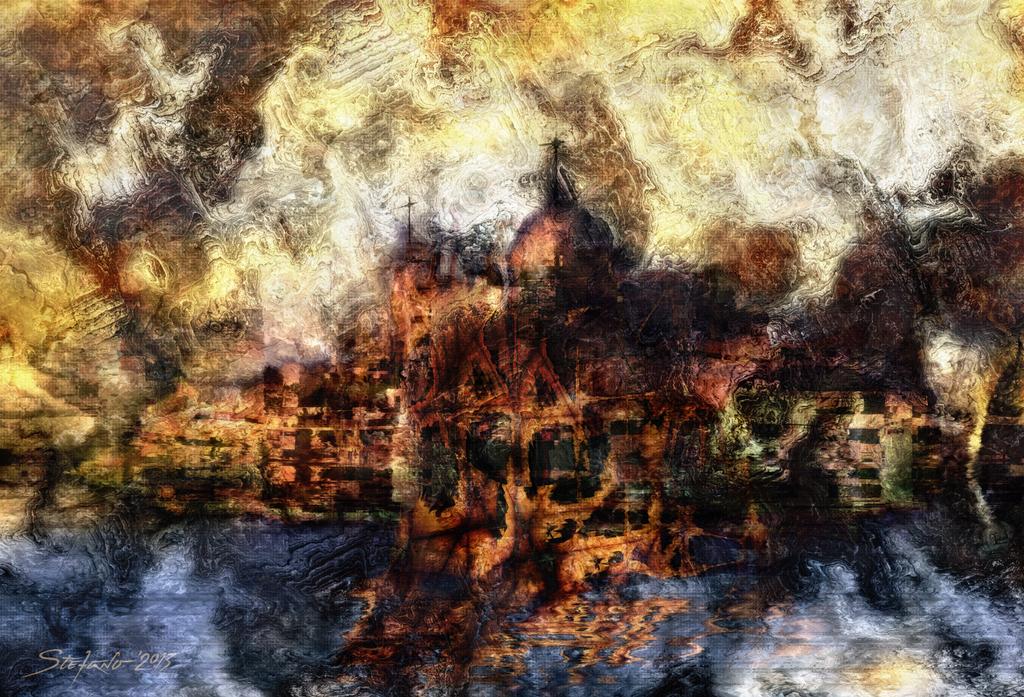 Glory and Fall II by raysheaf