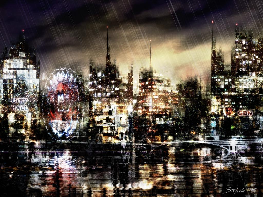 Sin City by raysheaf