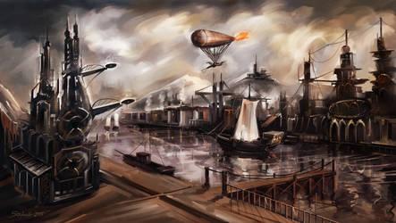 The Docks of Summerlyn