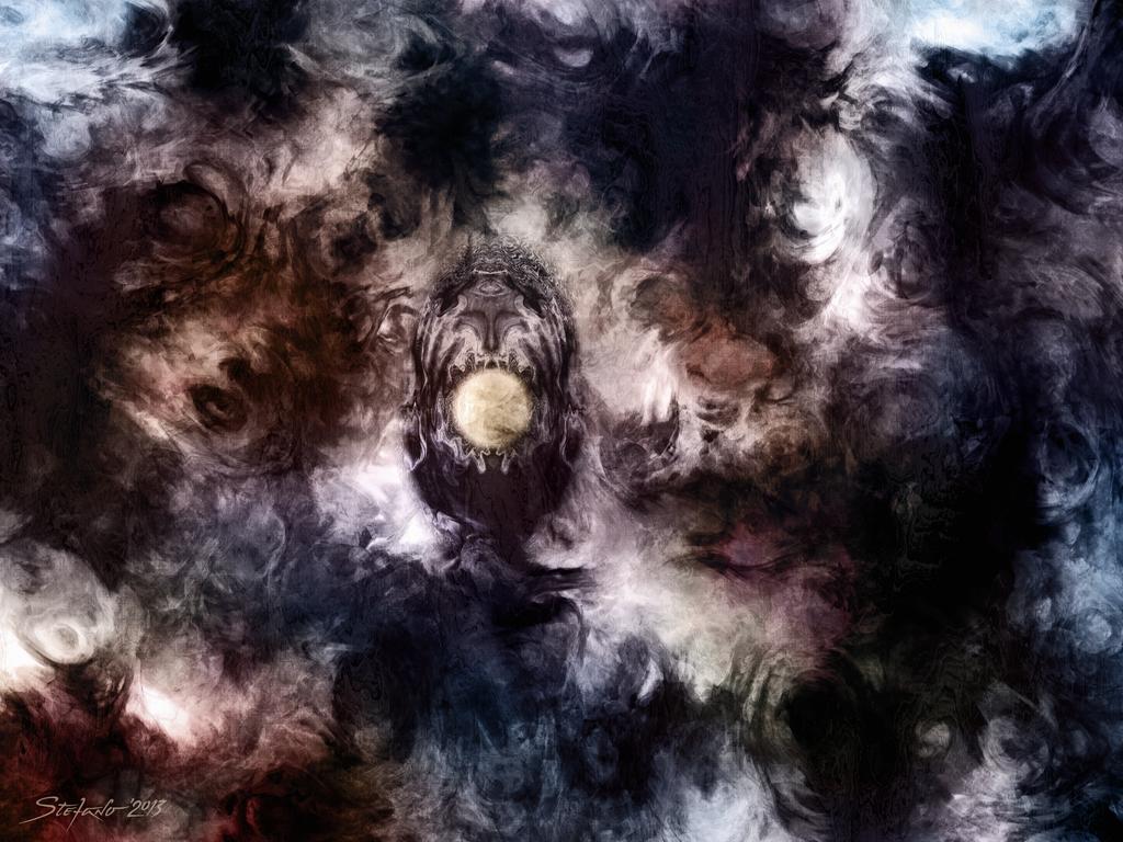 Anxiety Dreams by raysheaf