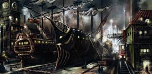 The Docks of Summerlyn II