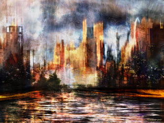 Magic Hour V by raysheaf