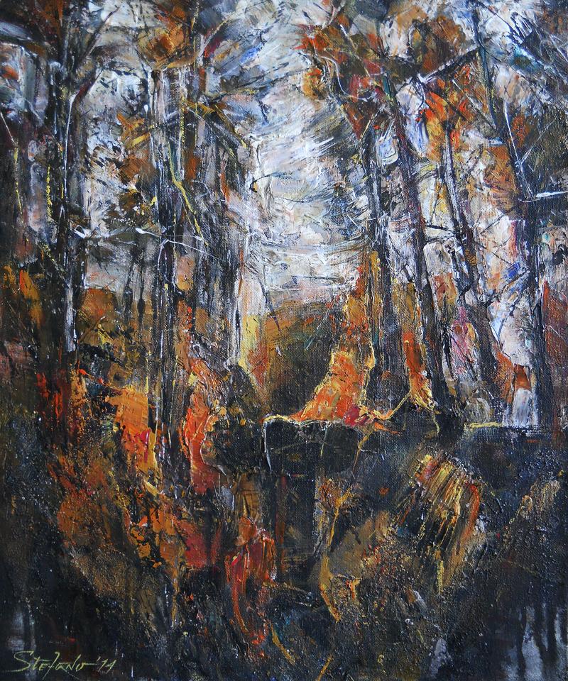 October Impression by raysheaf