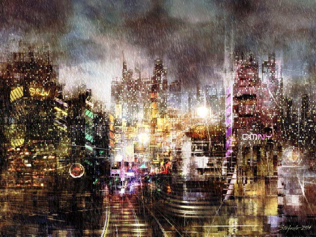 Sin City II by raysheaf