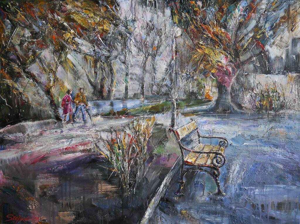 After the Rain II by raysheaf