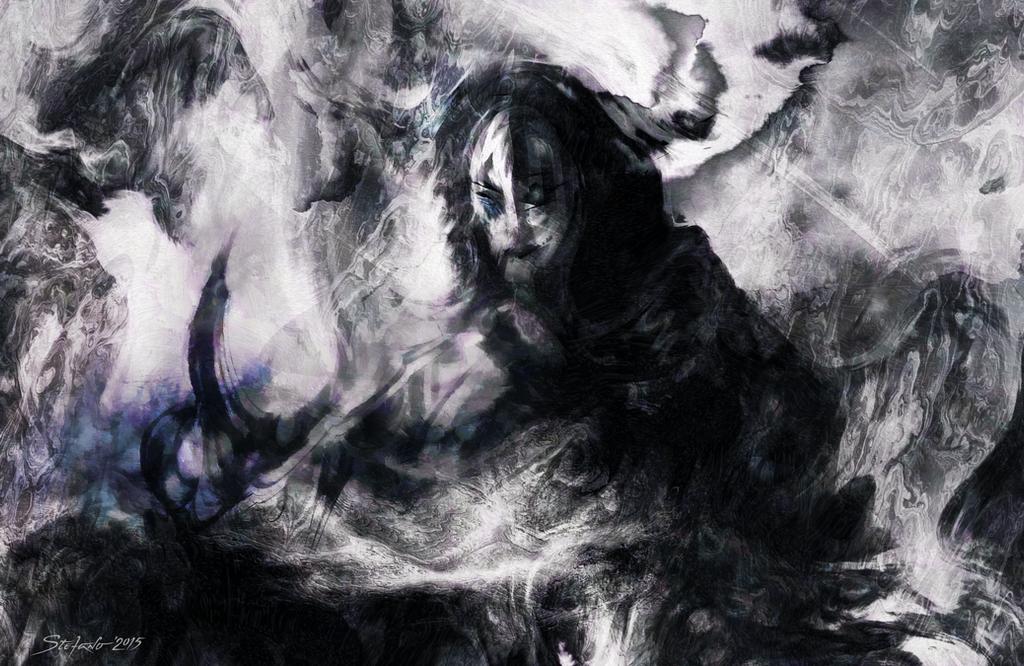 The Crow by raysheaf