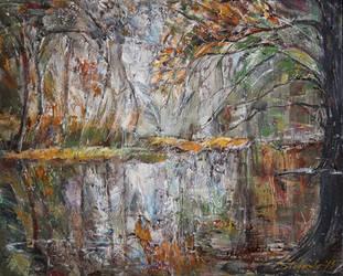 Autumn Wispers by raysheaf