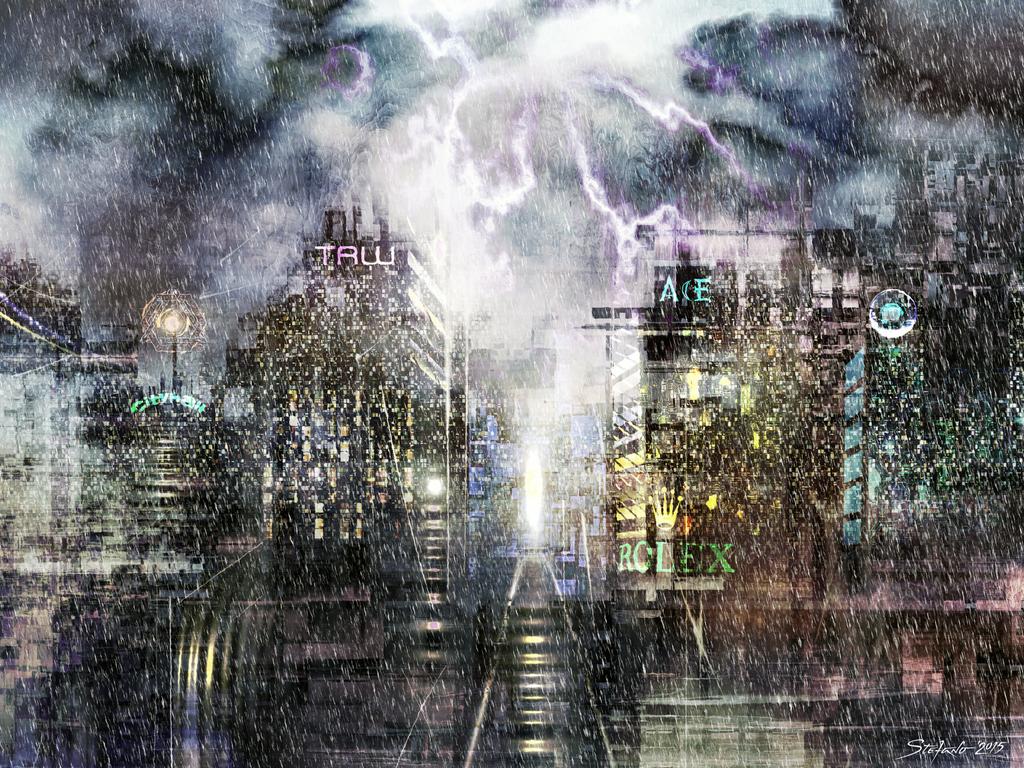 Sin City III by raysheaf