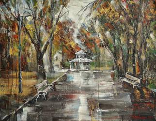 After the Rain III by raysheaf