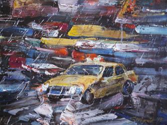 Taxi by raysheaf