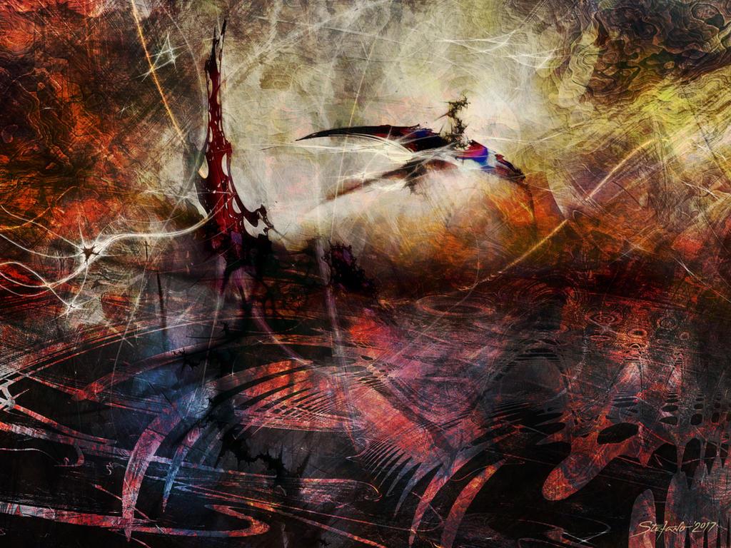 Dragon Realms VII by raysheaf