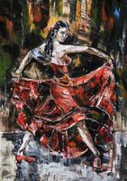 Carmen by raysheaf