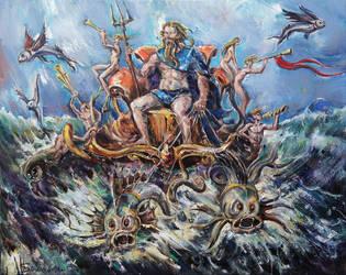 The Triumph of Neptune