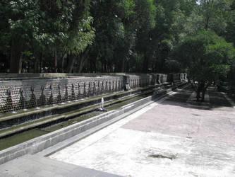 Water hall second by Dark-Saber