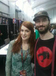 Felicia Day and I