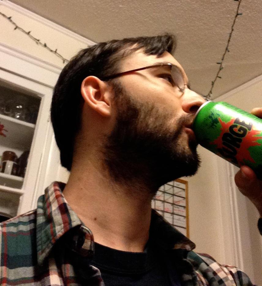 Drinking Surge by muffla