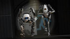 Portal 2 - Wallpaper 1