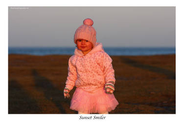 Sunset Smiler by Gilly71