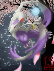 Mienshao by 13alrog