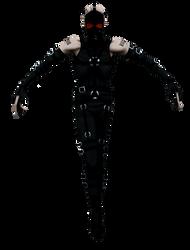 Psycho Mantis by 13alrog