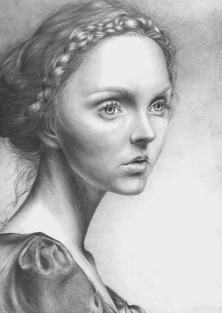 Lily cole by Melissa2000