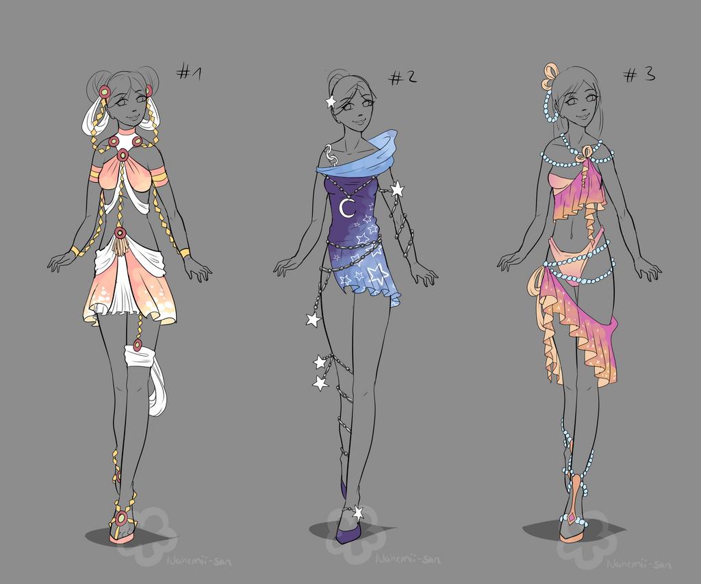 Fantasy Design Adopts #4