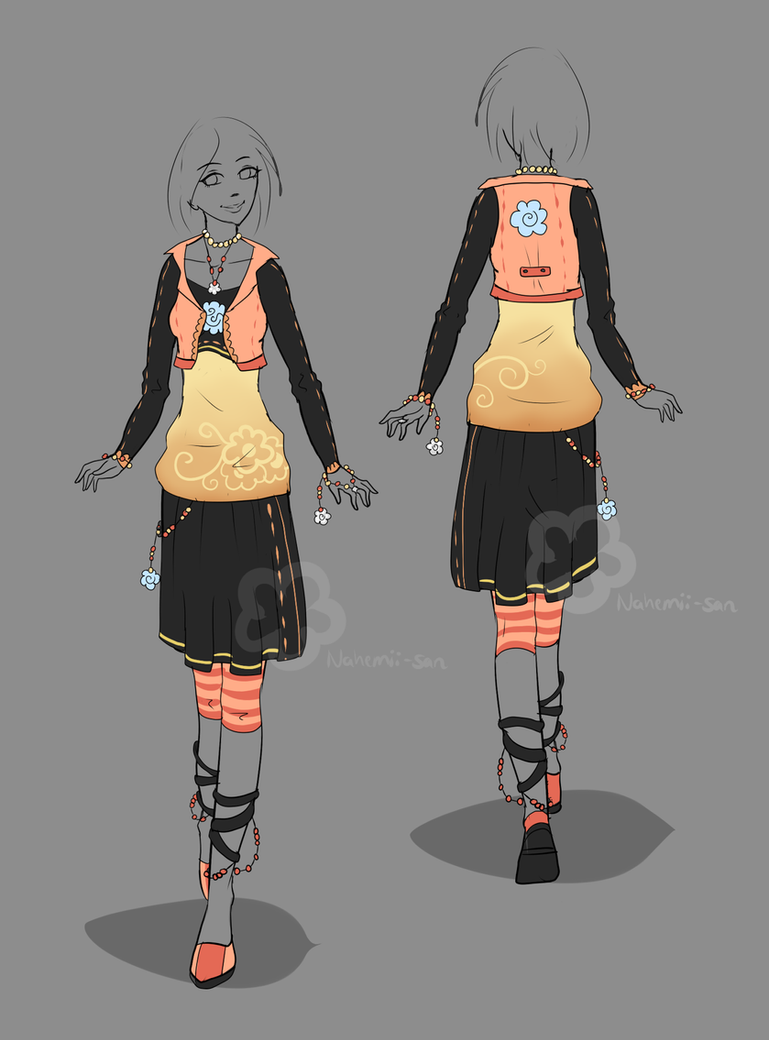 Cute Outfit Auction Closed By Nahemii-san On DeviantArt